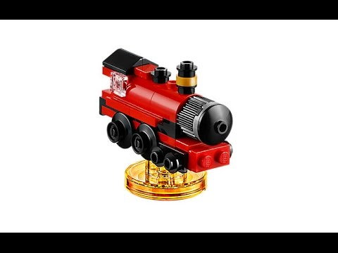 Hogwarts Express How To Build Lego Dimensions 71247 Youtube