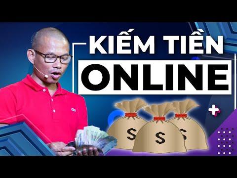 6 cách Kiếm tiền trên mạng dành cho người mới bắt đầu kinh doanh online | Phạm Thành Long