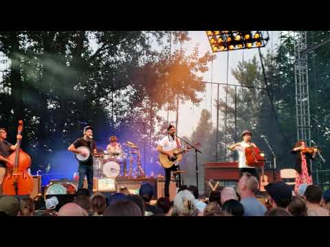 Avett Brothers at Edgefield 7/6/2018