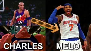 The potential cast for space jam 2