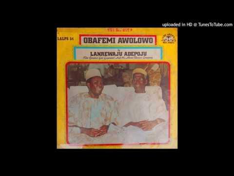 Lanrewaju Adepoju - OBAFEMI AWOLOWO 1