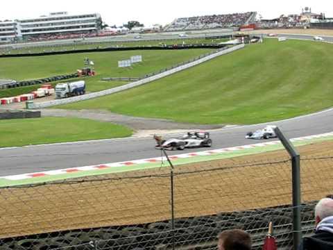 Brands Hatch - 19th July 2009 - Formula 2 - Race 2 - 1st Safety Car