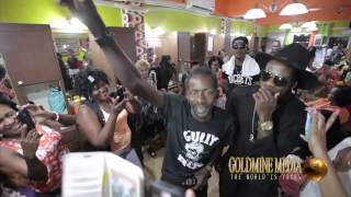 Gully Bop (In Store Performance ) Kingston,  Jamaica