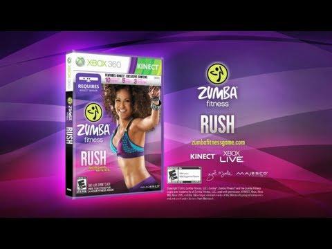 c7f929e240 Zumba® Fitness Rush for Kinect - YouTube