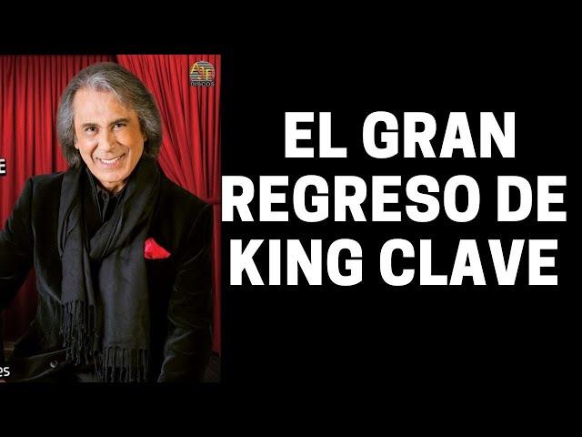 King Clave regresa a la música con el sencillo