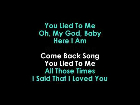 The Mack lyrics Karaoke Nevada feat Mark Morrison & Fetty Wap (guide vocals)
