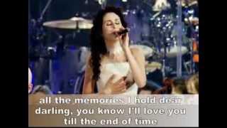 Within Temptation - Memories (karaoke)