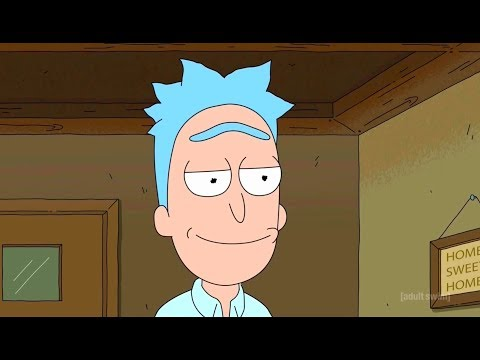 Rick And Morty - Simple Rick
