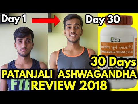 Patanjali Ashwagandha Powder Review After 1 month of Use by Vishesh pandey
