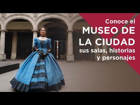 Conoce el Museo de la Ciudad de México