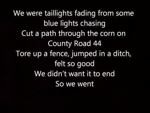 Randy Houser We Went Lyrics