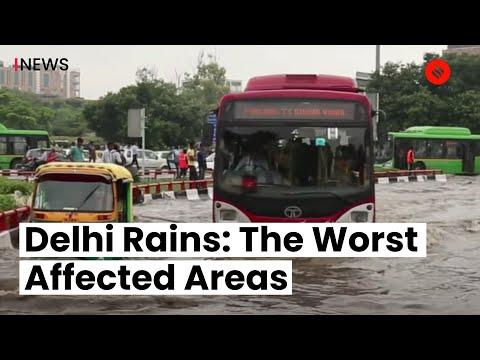 Delhi Rains: The