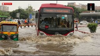 Delhi Rains: The Worst Affected Areas thumbnail