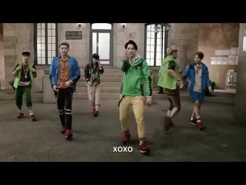 اغنيه فرقه Exo Xoxo