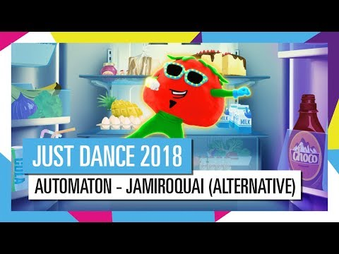 AUTOMATON - JAMIROQUAI (ALTERNATIVE) / JUST DANCE 2018 [OFFIZIELL] HD