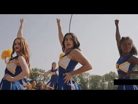 Riverdale 3×02 The Vixens perform for the inmates| Hiriam sets his plan in motion
