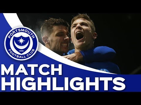 Highlights: Portsmouth 1-0 Peterborough United