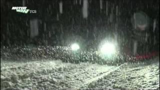 Fahrtraining: Autofahren auf Schnee