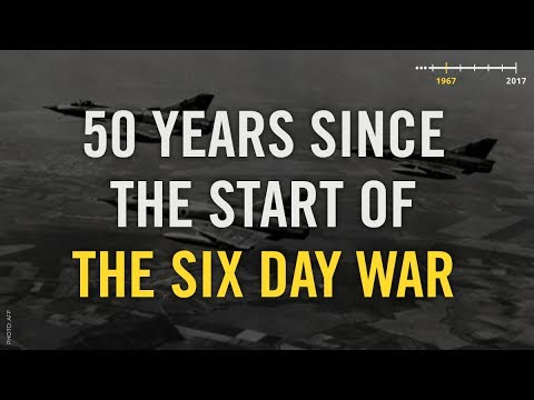 The Story of the Six Day War