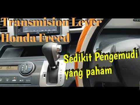 Cara Belajar Mobil Honda Freed Matic Baru