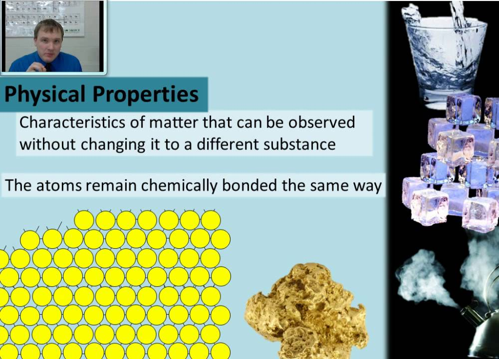 Lesson 2.1 The Definition of Physical Properties - YouTube