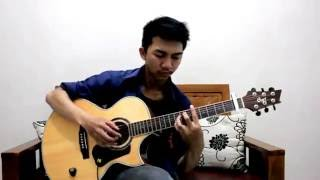 (Raisa) Kali Kedua -  Ilham Fauzi Fingerstyle Guitar
