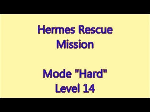 Hermes Rescue Mission Level 14 |