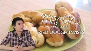 Martin DIY Studio - Fried Dough Twists 脆麻花