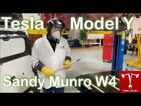 #170 Tesla Model Y Sandy Munro W4 | Teslacek