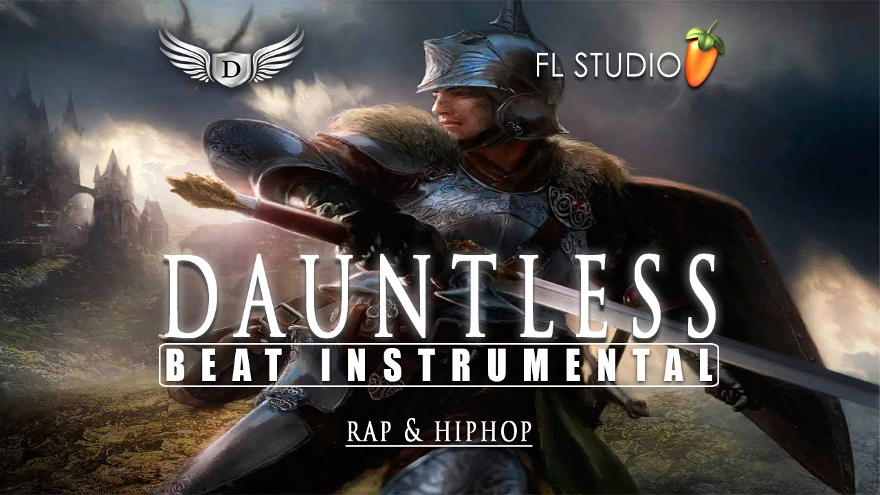 Epic Emotional Orchestral HIPHOP RAP INSTRUMENTAL BEAT - Dauntless (LevellerBeats Collab)