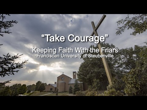"""Take Courage"" 