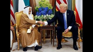 WATCH LIVE: President Trump and Kuwaiti emir hold joint news conference