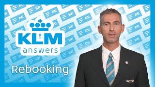 KLM Answers: Rebooking 💬 screenshot 3