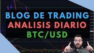 Analisis Diario BTC USD Blog De Trading