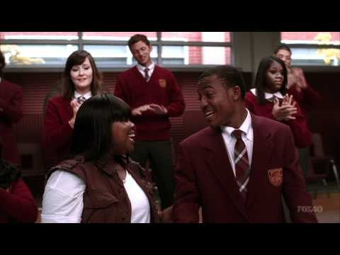 Glee - Hairography (01x11) - Imagine
