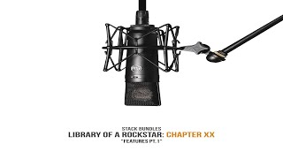 Stack Bundles - Library of a Rockstar: Chapter 20 – Features, Pt. 1 (Full Mixtape)
