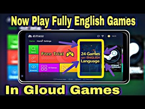 Gloud Games V 2 3 9 Apk Youtube