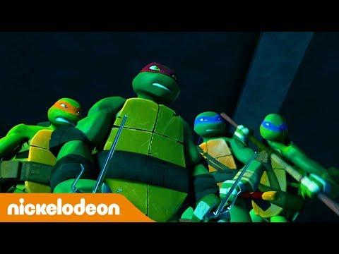 Teenage Mutant Ninja Turtles | De gevechten gaan door | Nickelodeon Nederlands