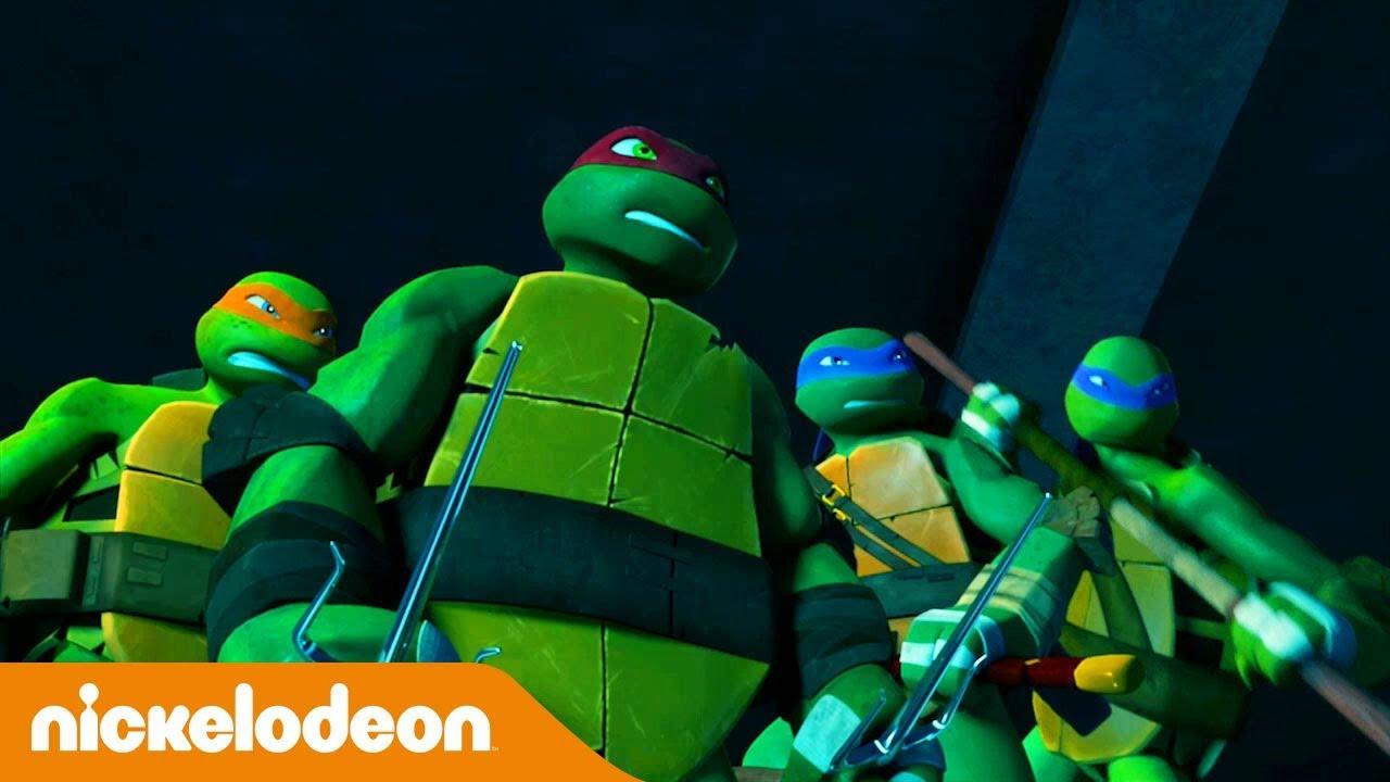 Download Teenage Mutant Ninja Turtles | De gevechten gaan door | Nickelodeon Nederlands