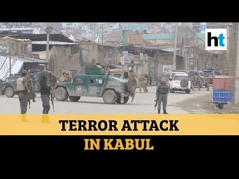 25 killed as gunmen attack Gurudwara in Kabul; ISIS claims responsibility