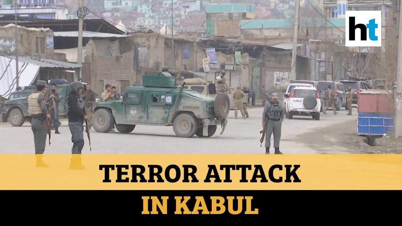 25 killed as gunmen attack Gurudwara in Kabul; ISIS claims responsibility