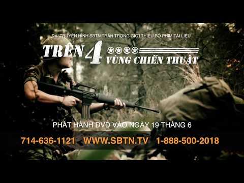 """SBTN phát hành DVD phim tài liệu """"Trên Bốn Vùng Chiến Thuật"""""""