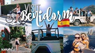 BENIDORM ADVENTURE! 🇪🇸 | Jet Skiing, Jeep Tour & Tapas! ♡ | Brogan Tate