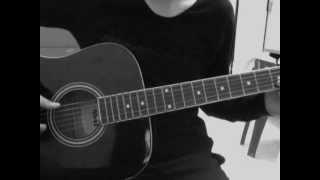 Bản tình ca đầu tiên - Guitar cover by Đức Trung