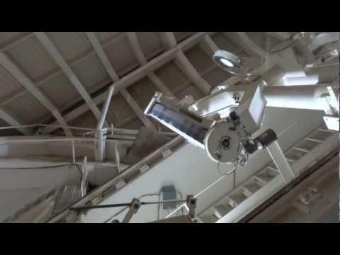 Solar Telescope, Kitt Peak, Tucson.