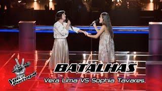 Vera Lima VS Sophia Tavares - Melhor de Mim | Batalhas | The Voice Portugal