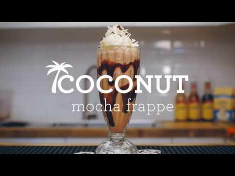 DaVinci Gourmet Coconut Mocha Frappe