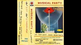 Musical Party promo audio - Fiona takes the mic