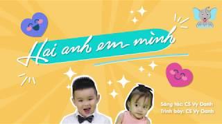 image Hai Anh Em Mình | Nhạc Thiếu Nhi Hay | Voi TV