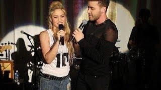 Shakira y Prince Royce / Deja Vu #ElDoradoReleaseParty